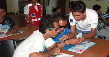 El Valor de la Comunicación en Reducción del Riesgo de Desastres es Transmitir Conocimientos